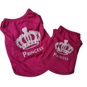 NWOT Pet Coat Princess Hot Pink - For Dogs or Ca…